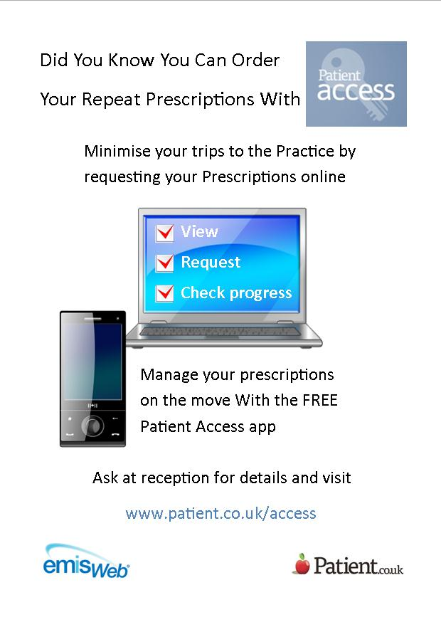 Patient Access Rx