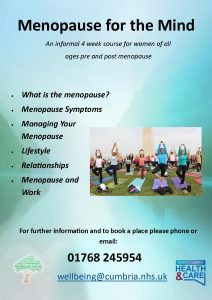 Menopause for the Mind