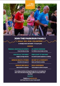 Join the parkrun family