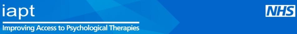 IAPT banner