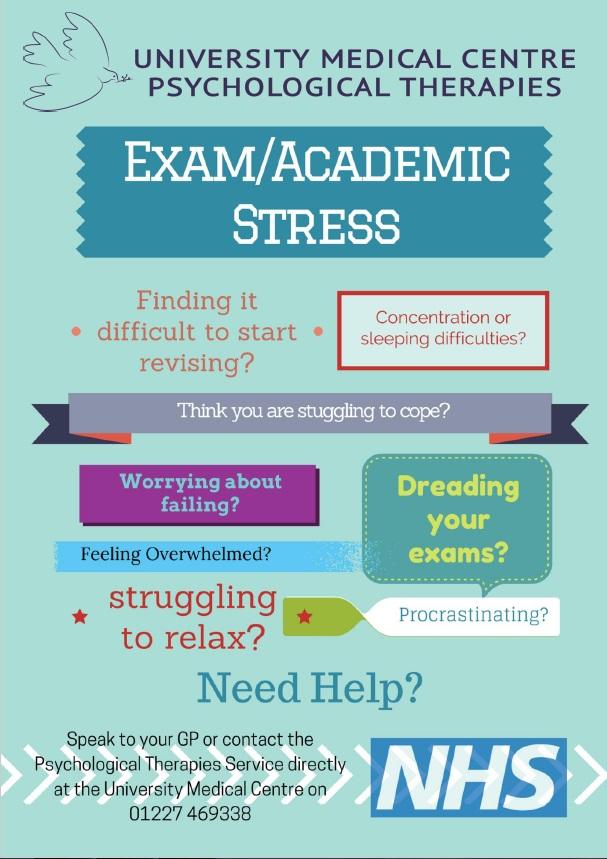 exam stress image
