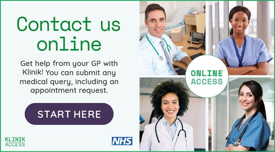 Klinik Online Consultations