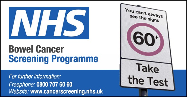Have You Received A Bowel Screening Kit Oaks Place Surgery