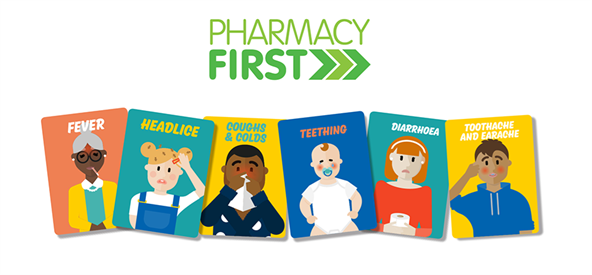 Pharmacy first intranet