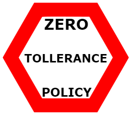 agrument on zero tolerance policy Zero tolerance is a uniquely horrible approach that has wreaked havoc wherever  and whenever it's been deployed whether to fight drugs.